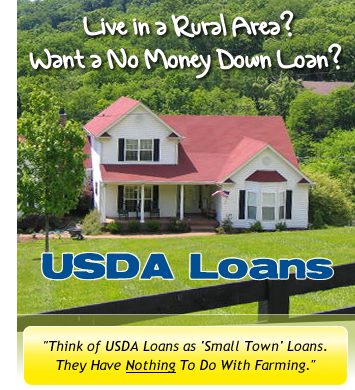Usda loan homeway mortgage for Usda approved homes