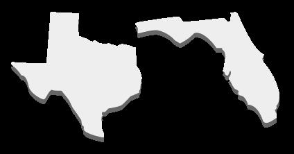 Texas & Florida